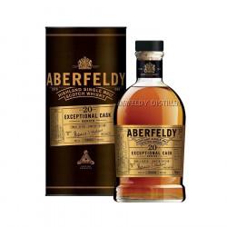 Aberfeldy 20 years old 70cl 43°