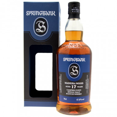 Springbank 17 years old 70cl 47.8°