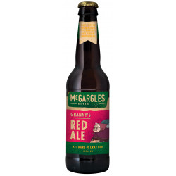 McGargles Mary Red Ale Bière 33cl 4.4°