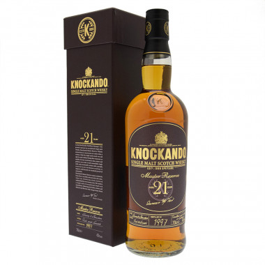 Knockando 21 Years Old Master Reserve 70cl 43°
