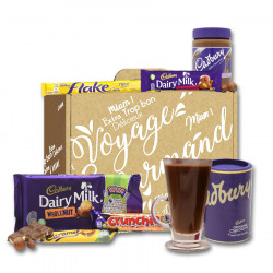 Coffret Love Cadbury