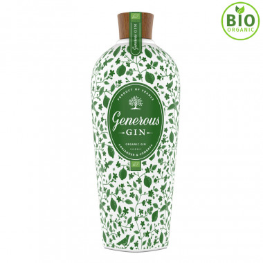 Organic Generous Gin 70cl 44°