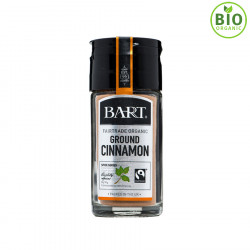 Bart Fairtrade Organic Ground Cinnamon 35g
