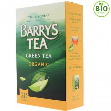 Barry's Organic Green Tea 20 Teabags