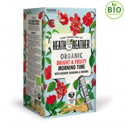 Heath & Heather Infusion Bio Morning Time 20 Sachets 40g