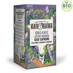 Heath & Heather Infusion Bio Seed Supreme 20 Sachets 40g