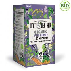 Heath & Heather Seed Supreme Organic Infusion 40 Tea Bags 40g