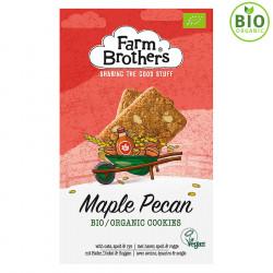 Biscuits Sirop d'Erable et Noix de Pécan Farm Brothers 150g