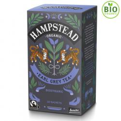 Hampstead Tea Earl Grey Organic Tea 20 bags