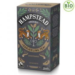 Thé Bio Darjeeling Hampstead Tea 20 sachets