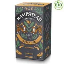 Thé Bio Assam Hampstead Tea 20 sachets