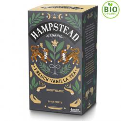 Hampstead Tea French Vanilla Organic Tea 20 bags
