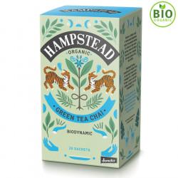 Hampstead Tea Chaï Organic Green Tea 20 bags