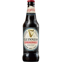 Guinness Extra Stout 33cl 4.1°