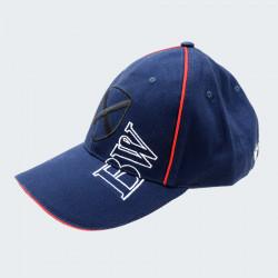 Black Wellis Navy Cap