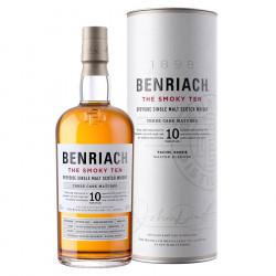 Benriach 10 Yeras Old The Ten Smoky 70cl 46°