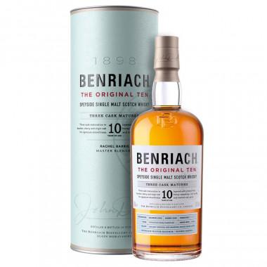 Benriach 10 ans 70c 43�