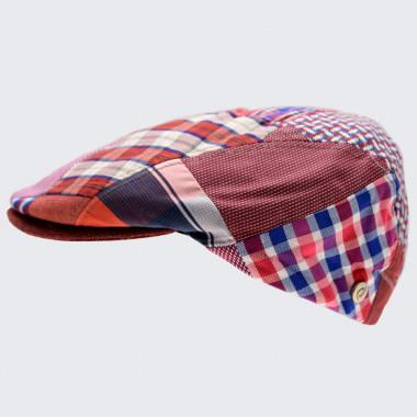 Celtic Alliance Flat Red Patch Cap
