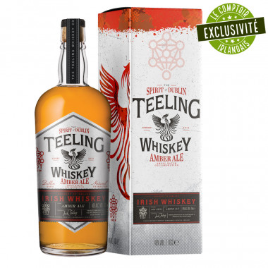 Teeling Red Ale Finish 70cl 46°