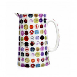 Buttons Milk Jug Avoca 600ml