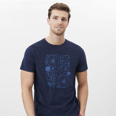 Tom Joule Flynn Navy T-Shirt