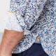 Chemise Blanche Imprimée Fleurs Tom Joule