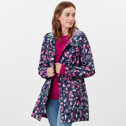 Tom Joule Navy and Flowers Golightly Jacket