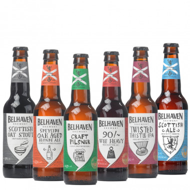 Belhaven Craft Beer Box 6x33cl 6.1°