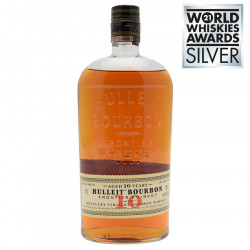 Bulleit 10 Years Old 70cl 45.6°