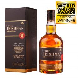 The Irishman Founder's Reserve 70cl 40°