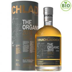Bruichladdich Organic 2010 70cl 50°