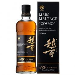 Mars Cosmo Blended Malt 70cl 43°