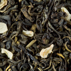 The Tea Green Tea Irish Blend 100g
