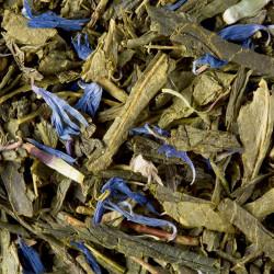 The Tea Green Earl Grey Tea 100g