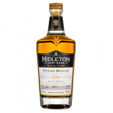 Midleton Very Rare Vintage Release 2021 70cl 40°