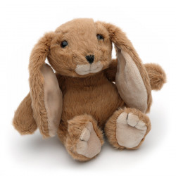 Jomanda Brown Bunny Plush 14 cm