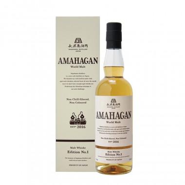 Amahagan Blended Malt Edition N°1 70cl 47°