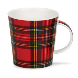 Royal Stewart Tartan Mug Dunoon 480ml