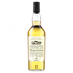 Teaninich 10 Years Old Flora & Fauna 70cl 43°