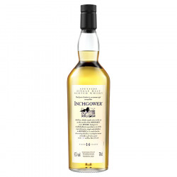 Inchgower 14 ans Flora & Fauna 70cl 43°