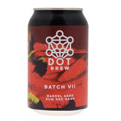Dot Rum Red Dark VII 33cl 8.6°