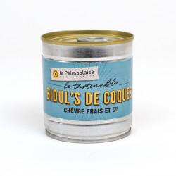 Ptite Boîte Coque Chèvre La Paimpolaise 160g