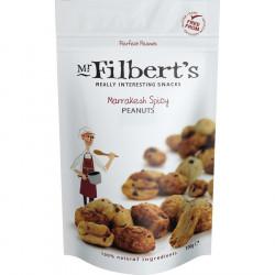 Cacahuètes aux Epices Marocaines Mr Filbert's 100g