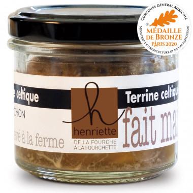 Terrine Celtique Henriette 90g