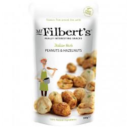 Mr Filbert's Italian Herb Peanuts & Hazelnuts 100g