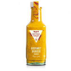 Sauce Gourmet Burger Cottage Delight 220ml