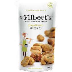 Spring Wild Garlic Mixed Nuts Mr Filbert's 110g