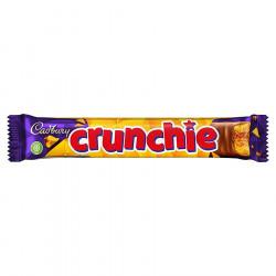Cadbury Crunchie Chocolate Bar 40g