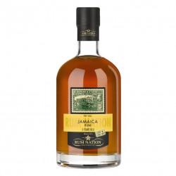 Rum Nation 5 ans Jamaïca Pot Still Sherry Finish Oloroso 70cl 50°