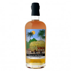 Rum of the World 4 ans Guatemala 70cl 43°